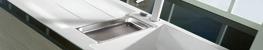 Spülen/Armaturen/Sanitär/Sauna und Infrarot
