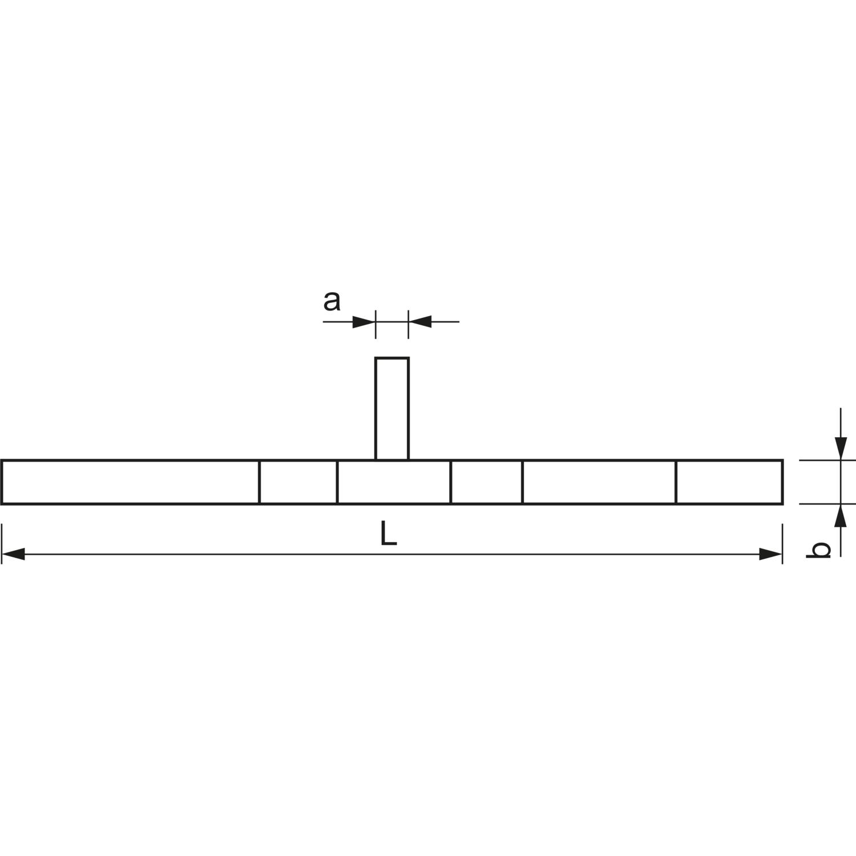 Komplett Neu Terrafix Abstandshalter 88x25x20 /7 mm JM27