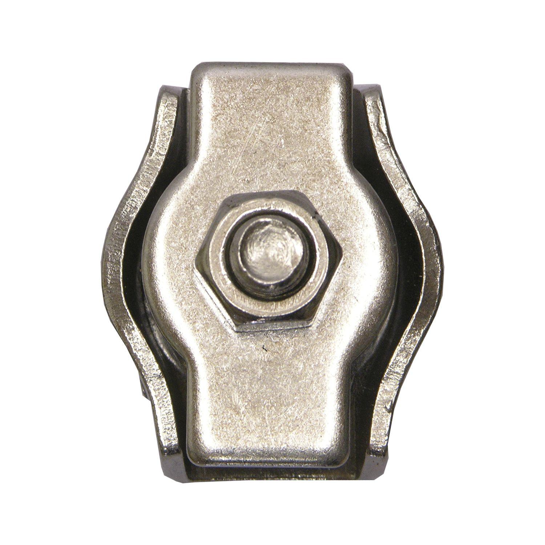 Drahtseilklemmen Simplex 3 mm - Edelstahl A4