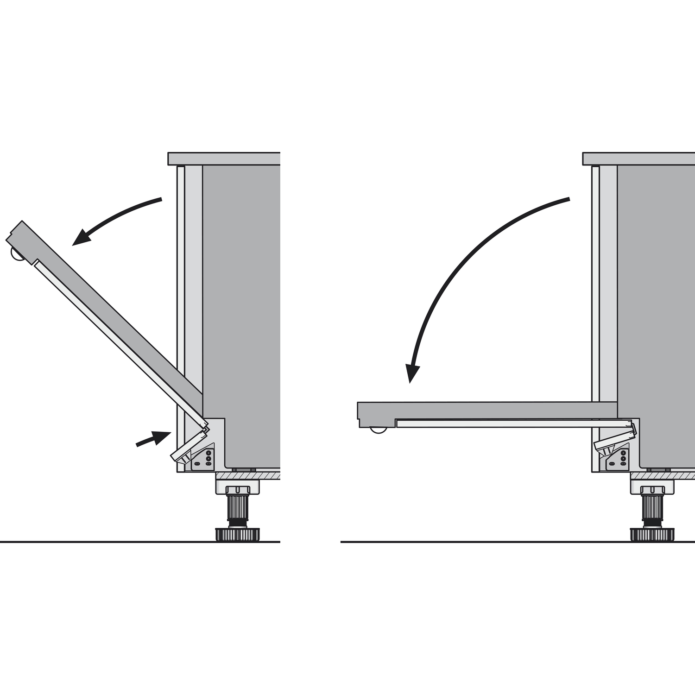 ferramenta frontale per lavastoviglie plastica bianca. Black Bedroom Furniture Sets. Home Design Ideas