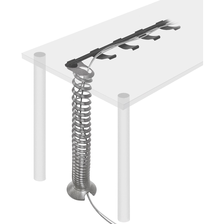 Kabelkanal Prisma Bodenplatten O 150 Mm Spiral O 90 Mm Kunststoff