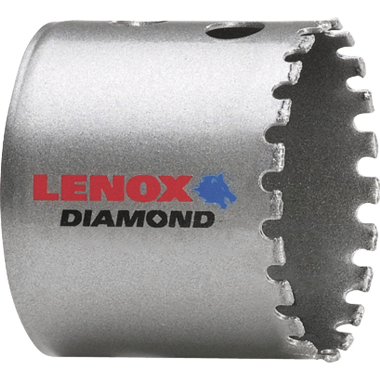 LENOX Lochsäge Diamant bestückt inklusive Bohrer Bohr ø 68 mm