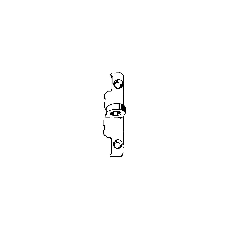 weiß Endkappen HAUTAU WA für Winkelgetriebe