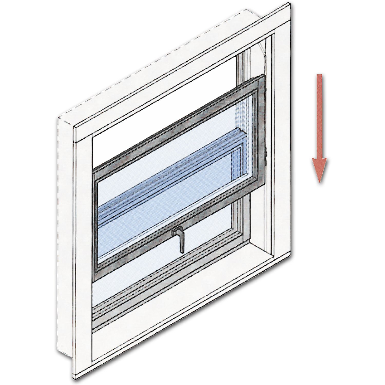 F gg leges tol ablak vasalat hawa vertical 150 3 vagy 150 5 feh r m anyag - Finestre a ghigliottina ...