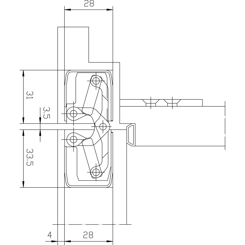 Montaža na podstavljeni okvir