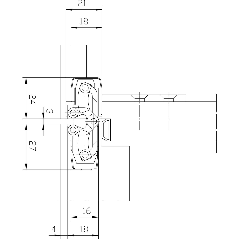 Montaža na postavljeni okvir