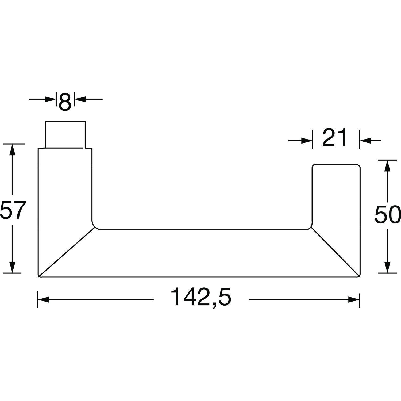 fh wechselgarnitur 79 1016 auf rosette pz 39 48. Black Bedroom Furniture Sets. Home Design Ideas