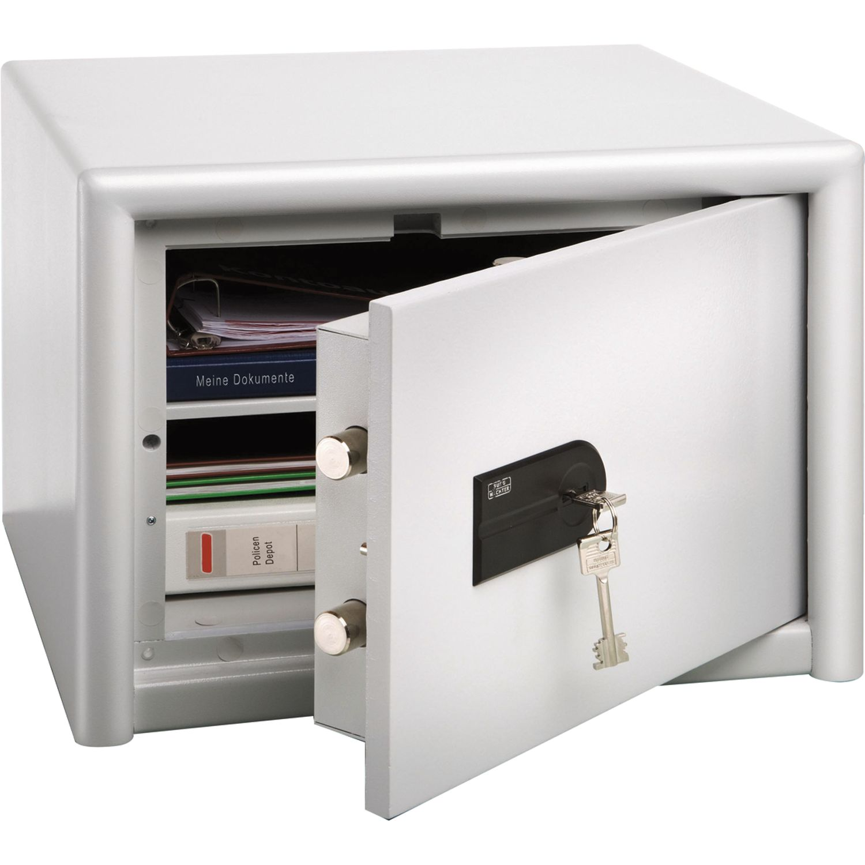 burg w chter combi line cl 10 s sicherheitsschrank 320x435x380 dunkel hellgrau. Black Bedroom Furniture Sets. Home Design Ideas
