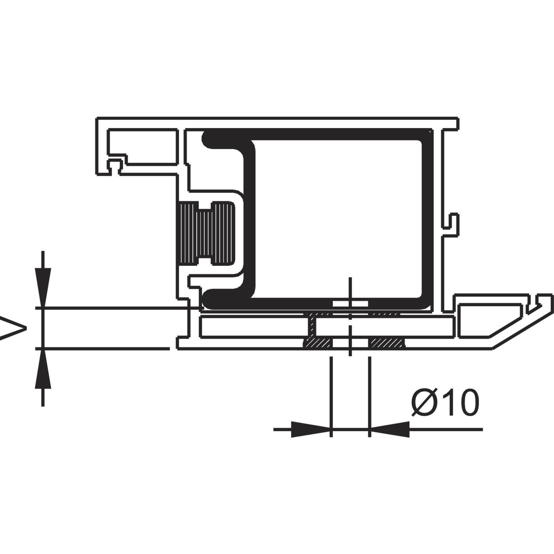 Kunststoff-Profil