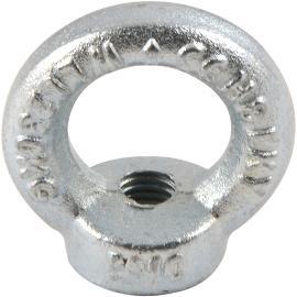 Ringmuttern DIN 582 Stahl C15E blank