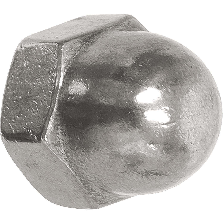 2 HUTMUTTERN M 24 DIN1587 Stahl verzinkt