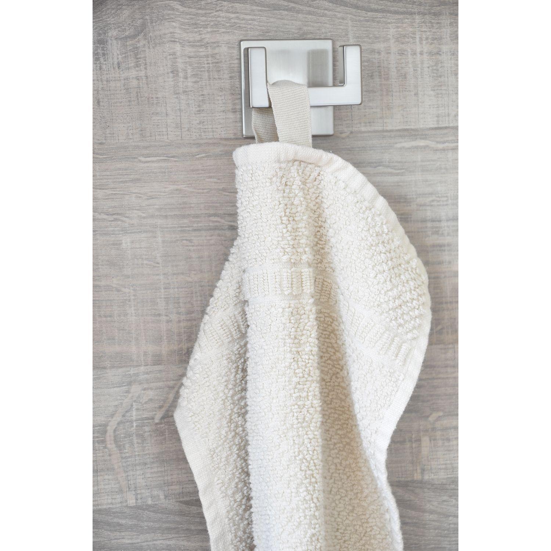 siro klebehaken mantelhaken handtuch haken selbstklebend k che bad doppelhaken ebay. Black Bedroom Furniture Sets. Home Design Ideas