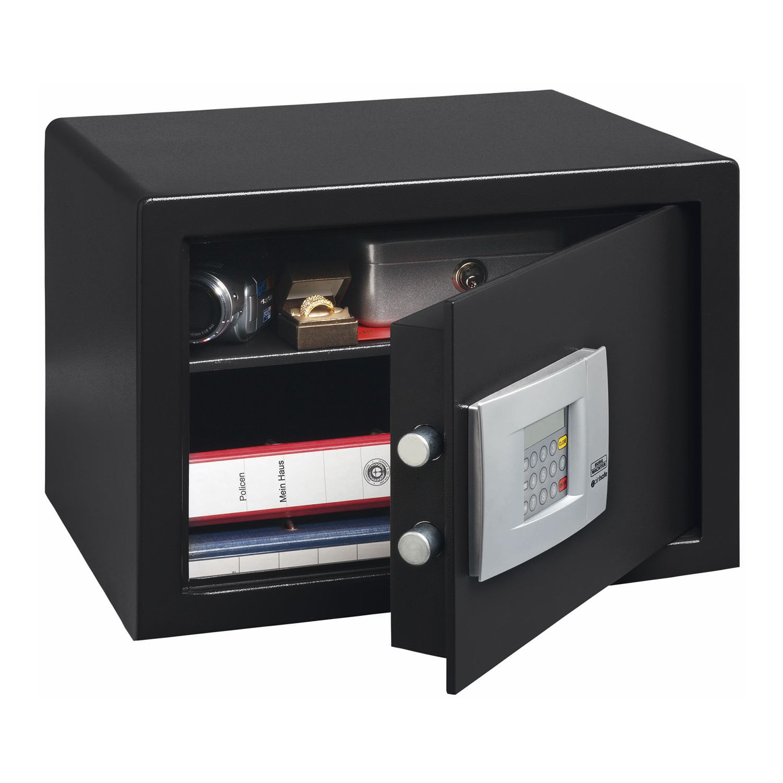 burg w chter point safe p2e m beleinbautresor 255 x 350 x 300 anthrazit. Black Bedroom Furniture Sets. Home Design Ideas