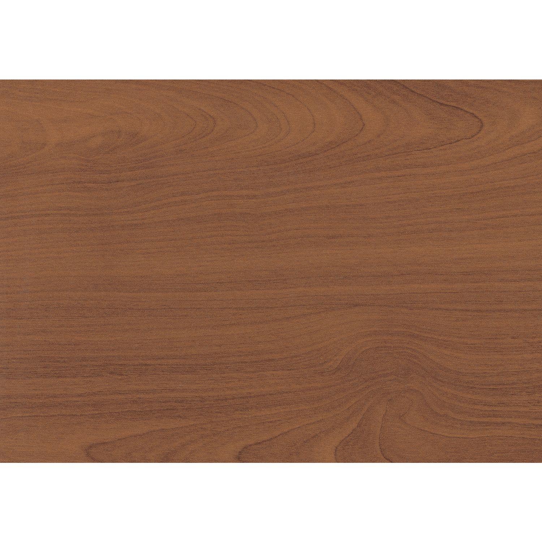 Piano tavolo legno-rivestimento plastica, 800 x 800 mm - faggio