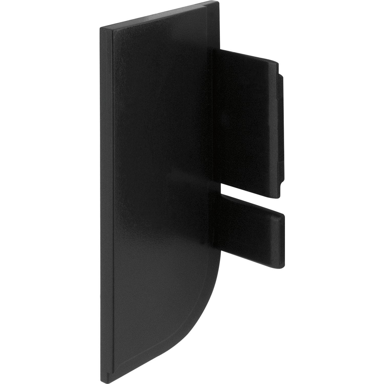 koncovka aktor l profil lev plast ern. Black Bedroom Furniture Sets. Home Design Ideas