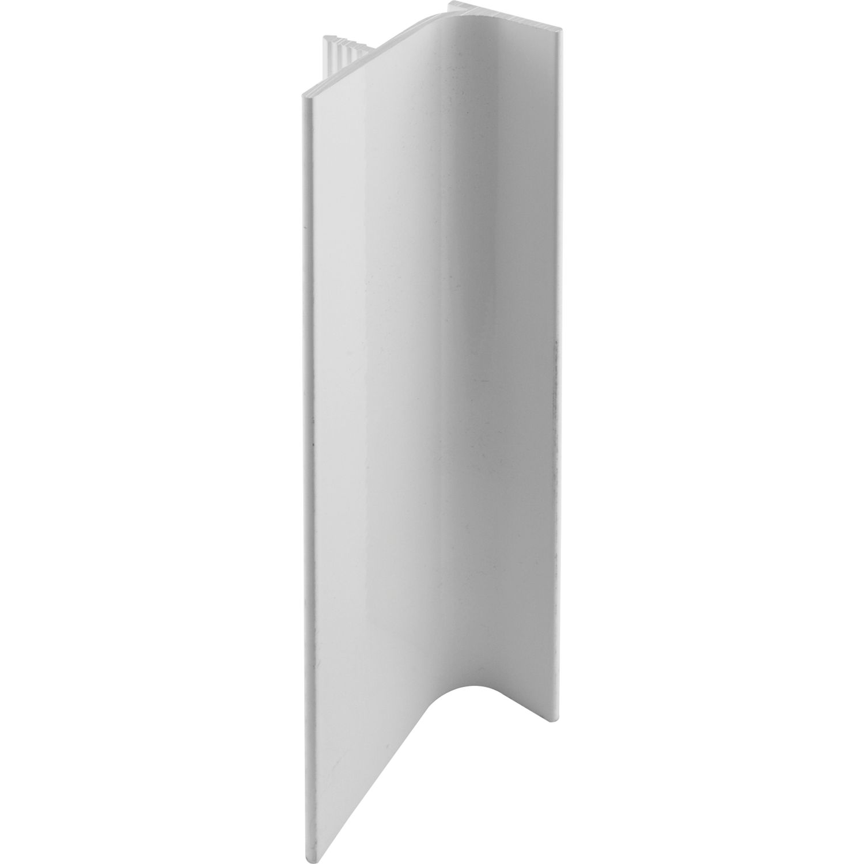 griffmulde aktor l profil vertikal l 5000 mm h 46 mm alu wei ral 9010. Black Bedroom Furniture Sets. Home Design Ideas