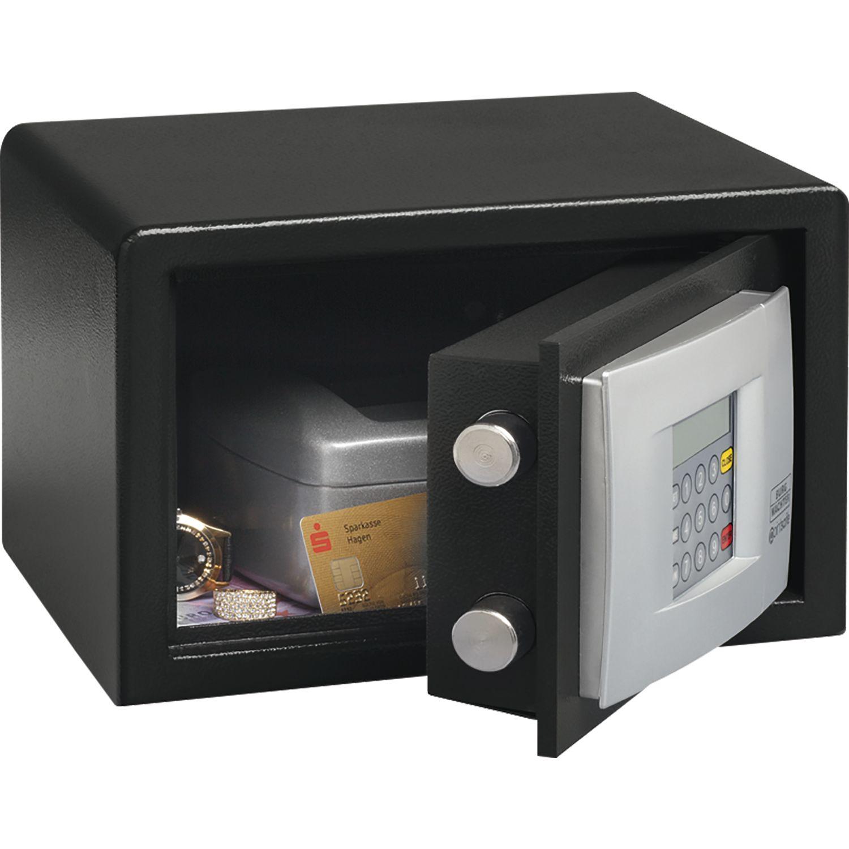 burg w chter point safe p1e m beleinbautresor 180 x 280 x 200 anthrazit. Black Bedroom Furniture Sets. Home Design Ideas