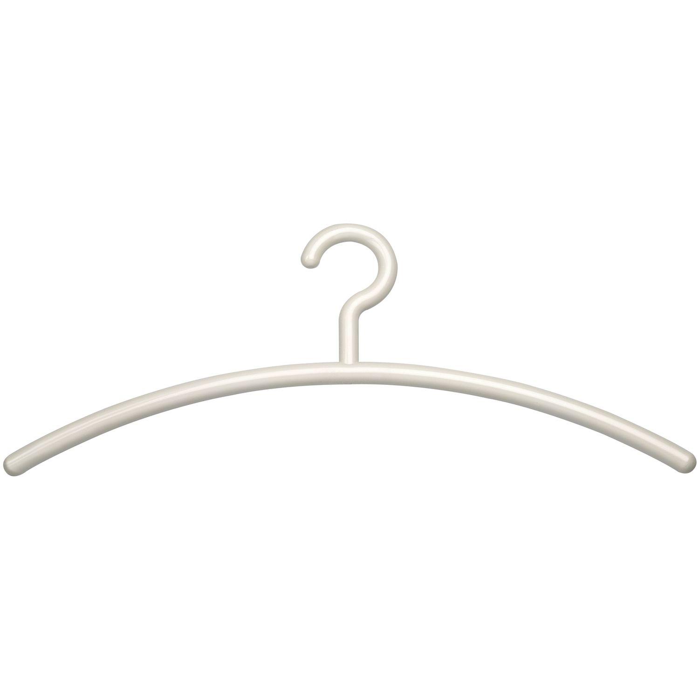 kleiderb gel ruti starr ohne hosenb gel kunststoff wei. Black Bedroom Furniture Sets. Home Design Ideas