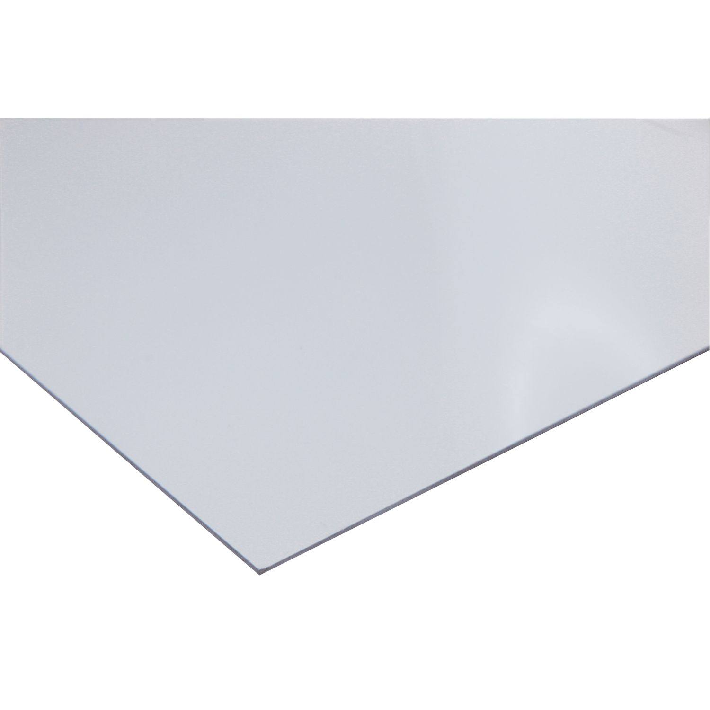 aluminiumblech signicolor wei 2500 1250 2 mm. Black Bedroom Furniture Sets. Home Design Ideas