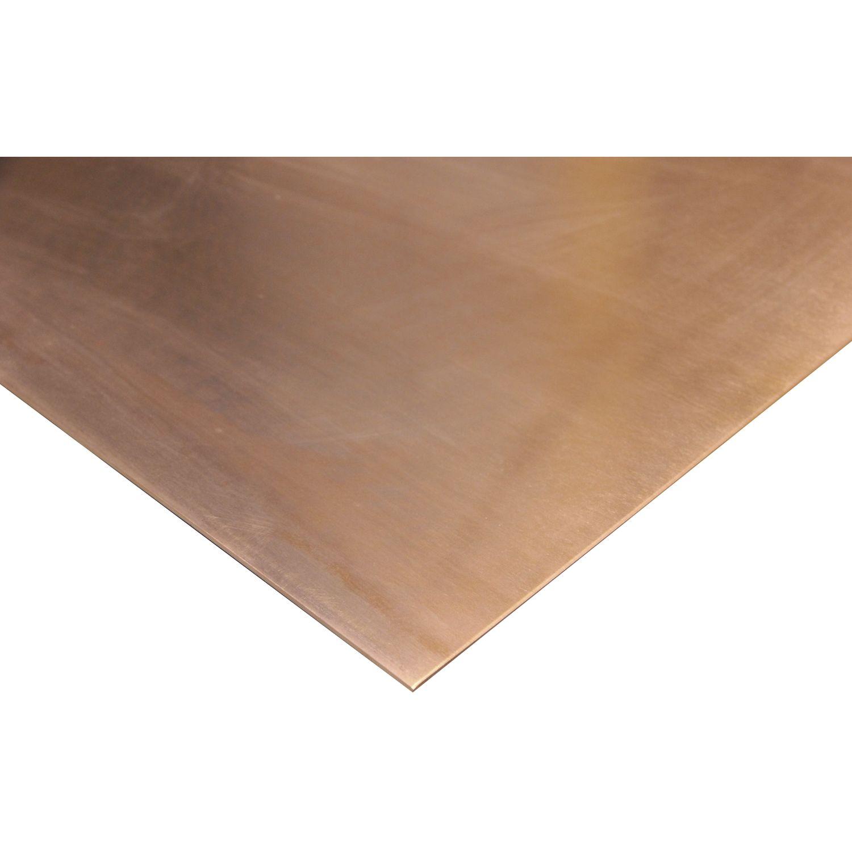 kupferblech sf cu hht 2000 1000 0 8 mm. Black Bedroom Furniture Sets. Home Design Ideas