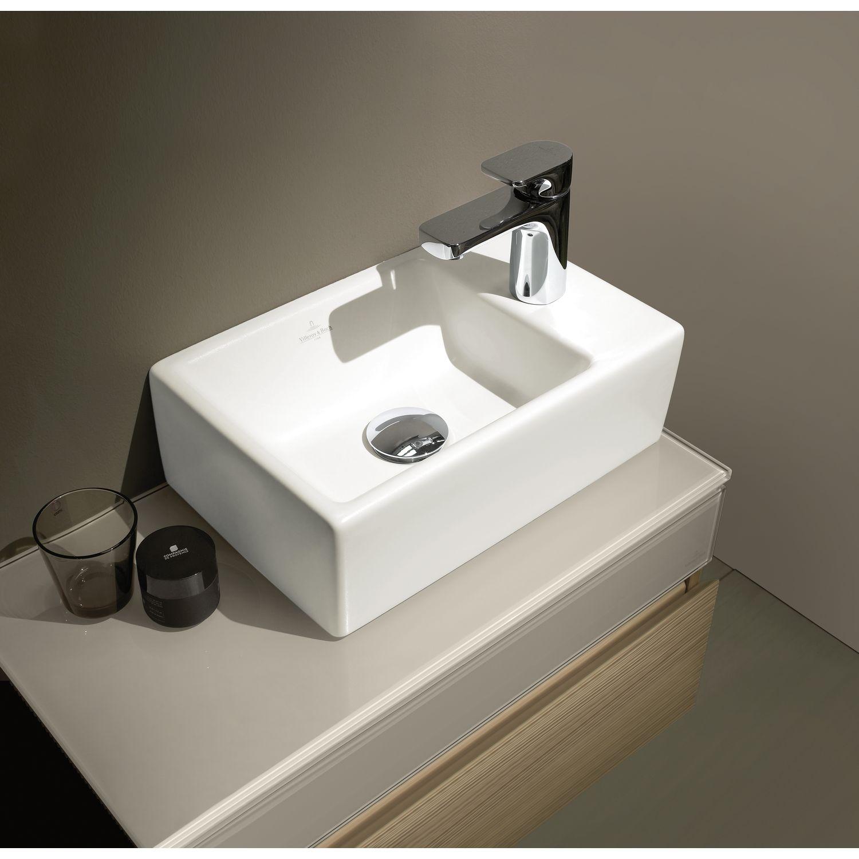v b handwaschbecken memento wei alpin ceramicplus. Black Bedroom Furniture Sets. Home Design Ideas