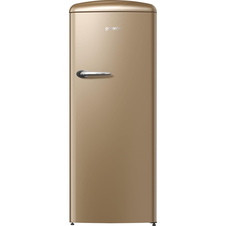 GORENJE Stand-Kühlschrank ORB 153 CO Royal Coffee, 60 cm breit