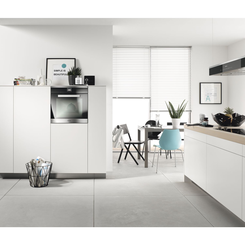 miele einbau dampfgarer mit backofenfunktion dgc 6660 xxl edelstahl cleansteel. Black Bedroom Furniture Sets. Home Design Ideas