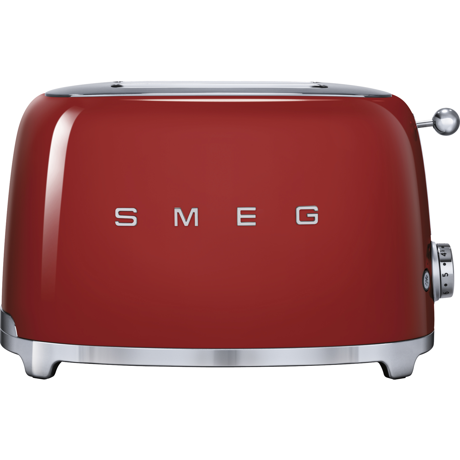 smeg 2 scheiben toaster tsf01rdeu rot. Black Bedroom Furniture Sets. Home Design Ideas