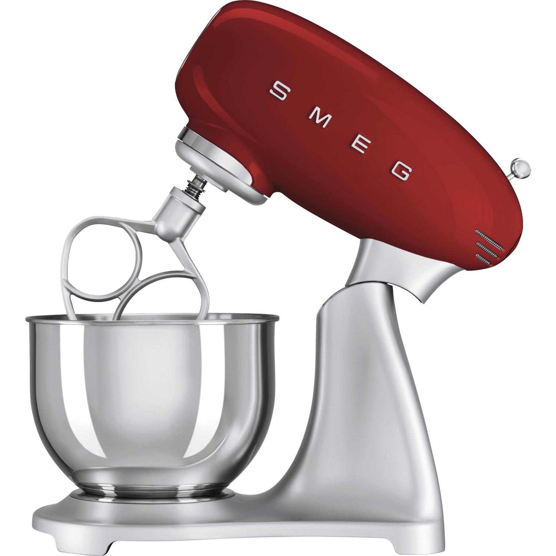 küchenmaschine retro rot