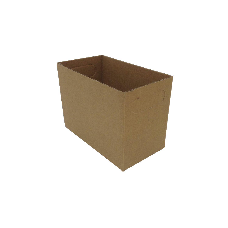 hebrock faltkarton ohne deckel. Black Bedroom Furniture Sets. Home Design Ideas