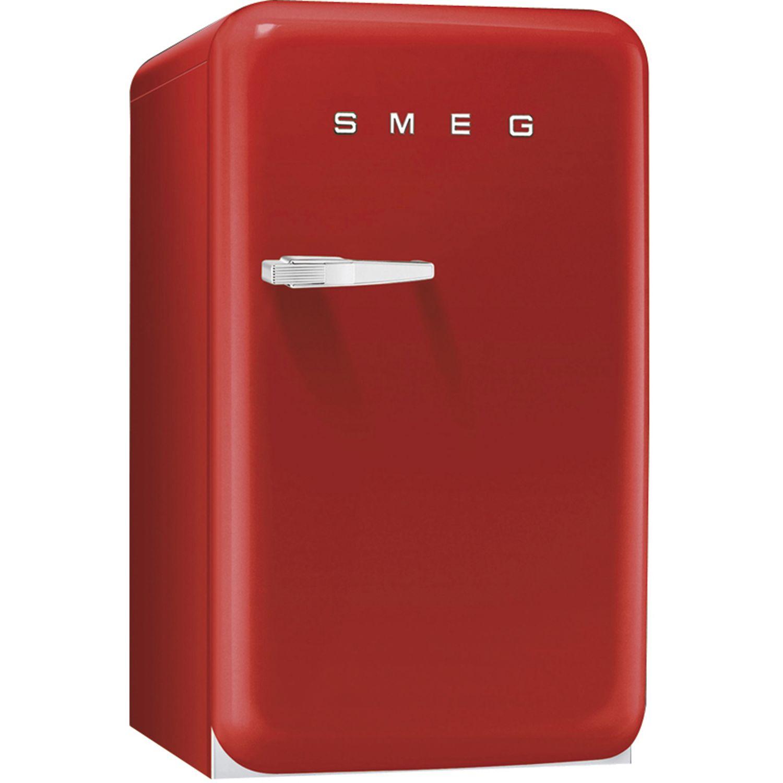 SMEG Stand Getränke Kühlschrank FAB 10 Rechtsanschlag SMEG ...