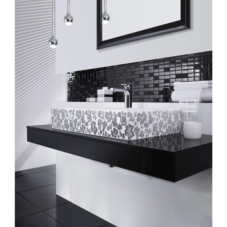 v b aufsatzwaschtisch memento wandmontage 800 mm wei alpin ceramicplus. Black Bedroom Furniture Sets. Home Design Ideas