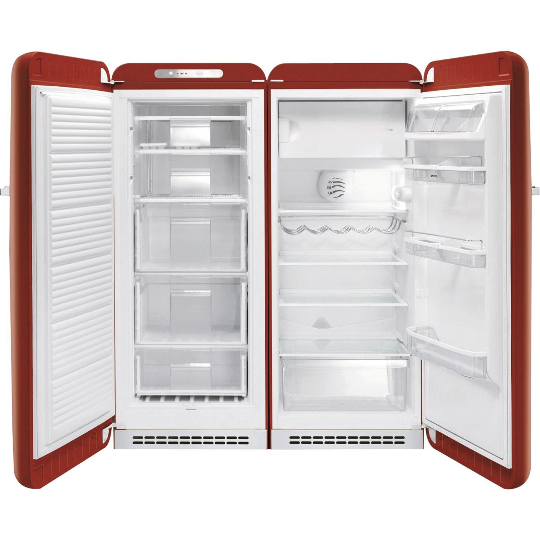 Schön Smeg Kühlschrank Rot Galerie Die Schlafzimmerideen kruloei