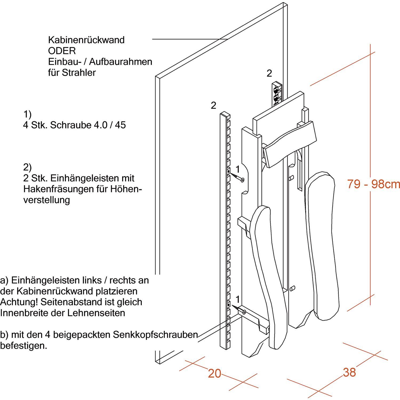 Thera Flex Rckenlehne Fr Sauna Wiring Diagram