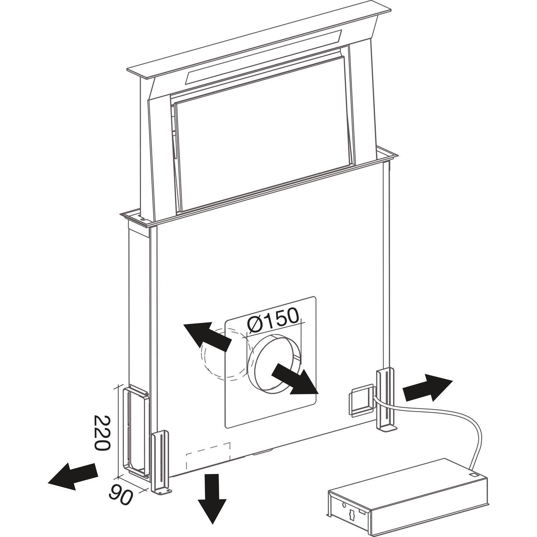 dunstabzugshaube ohne abluft dunstabzugshaube ohne abluft testsieger 2016 preisvergleiche. Black Bedroom Furniture Sets. Home Design Ideas
