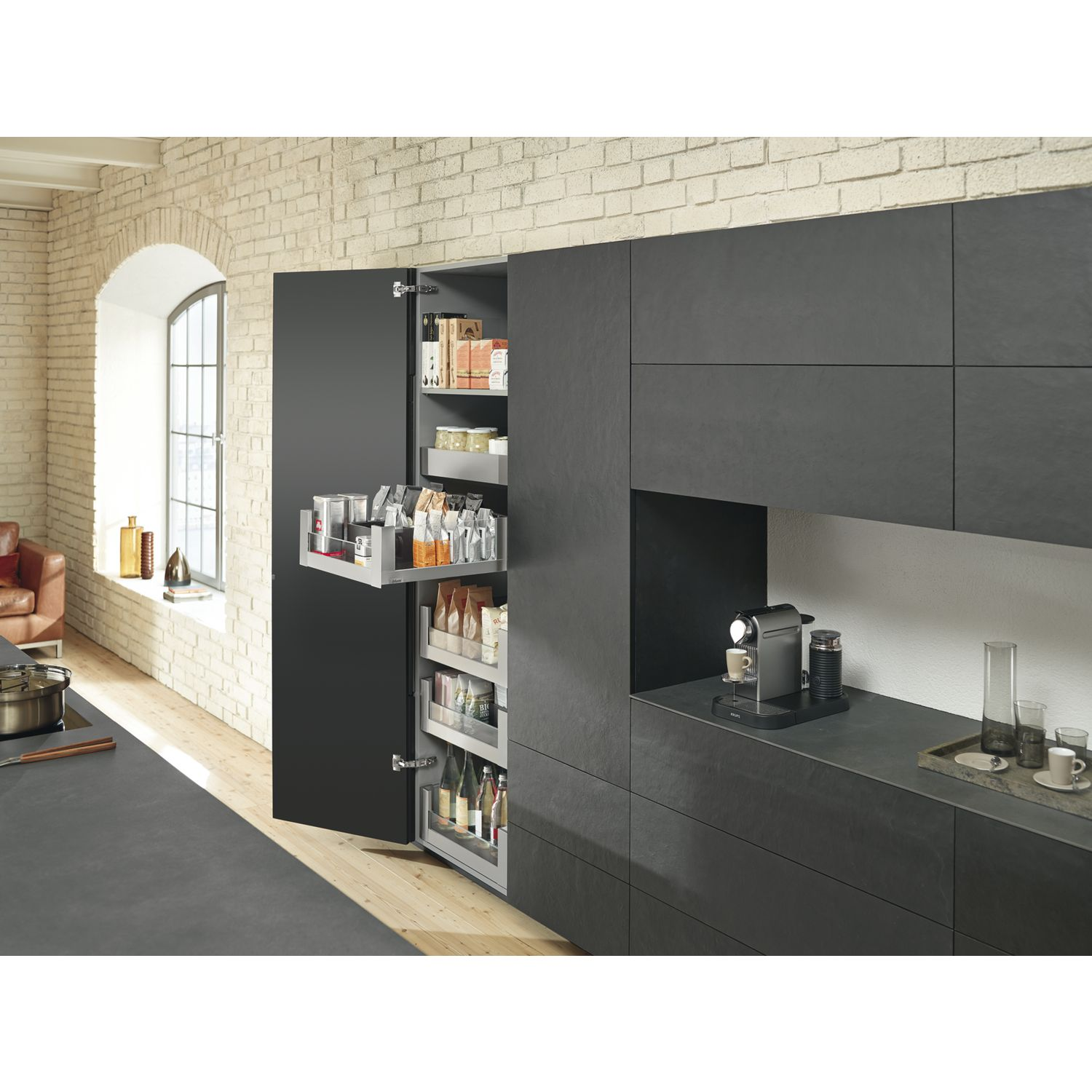 LEGRABOX free SPACE TOWER