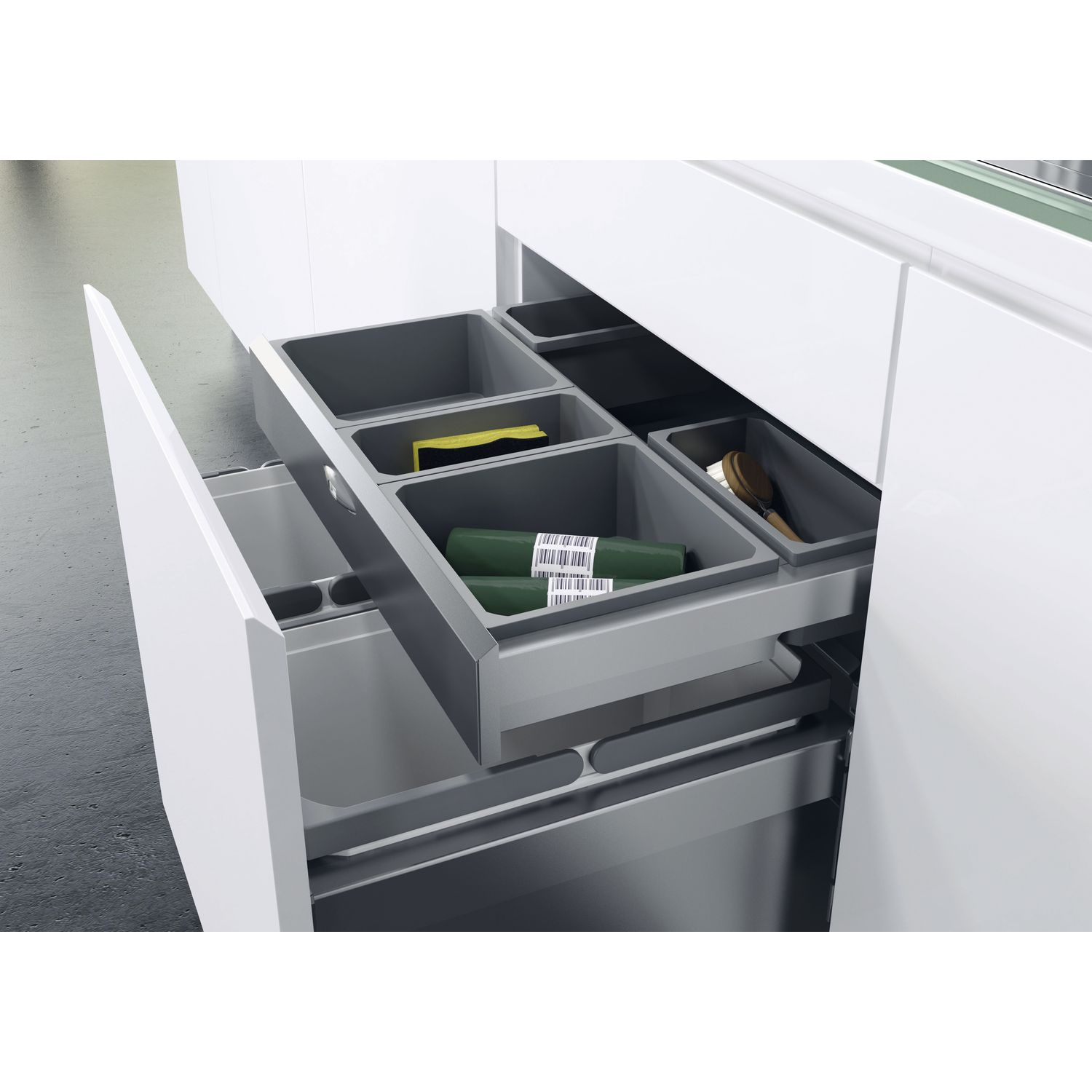 vs envi drawer organisations schublade kb600 mm. Black Bedroom Furniture Sets. Home Design Ideas