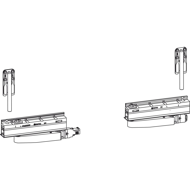 HAUTAU ATRIUM HKS 160 S Grundkarton, ohne Zentralverschluss, links ...