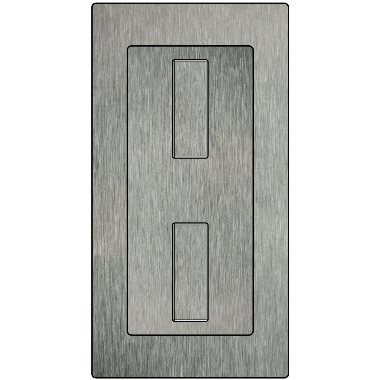 einlassmuschel silent stop wc 94 x 179 mm edelstahl geschliffen. Black Bedroom Furniture Sets. Home Design Ideas