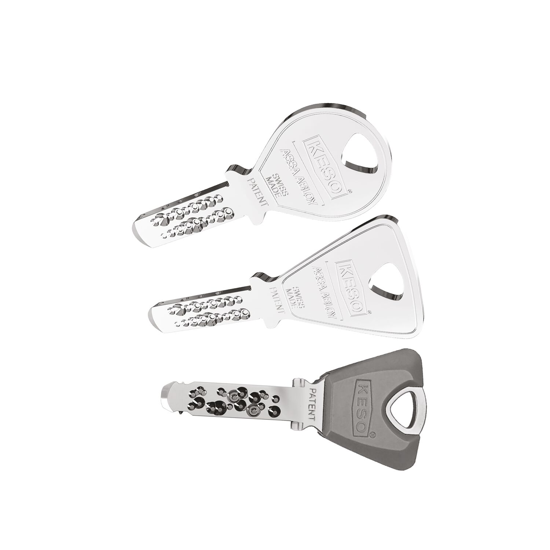 Symbolbild Schlüsselreide Varianten