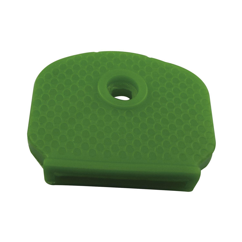 Kennkappe für Zylinderschlüssel Kunststoff dunkelgrün