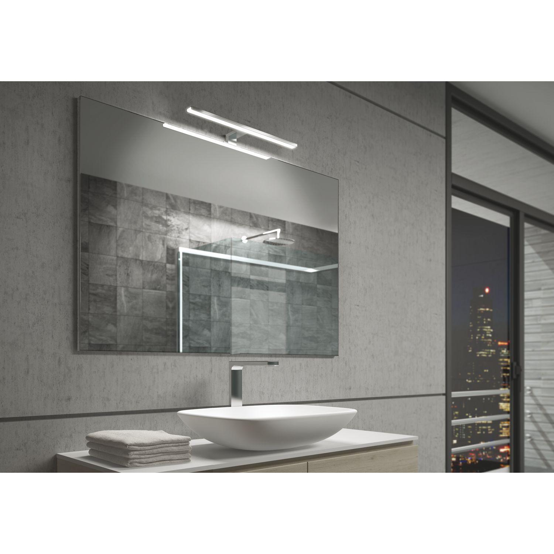 nadgradna rasvjeta za ogledalo aalto 300 mm 5w 3000 k kromirano 230 v. Black Bedroom Furniture Sets. Home Design Ideas