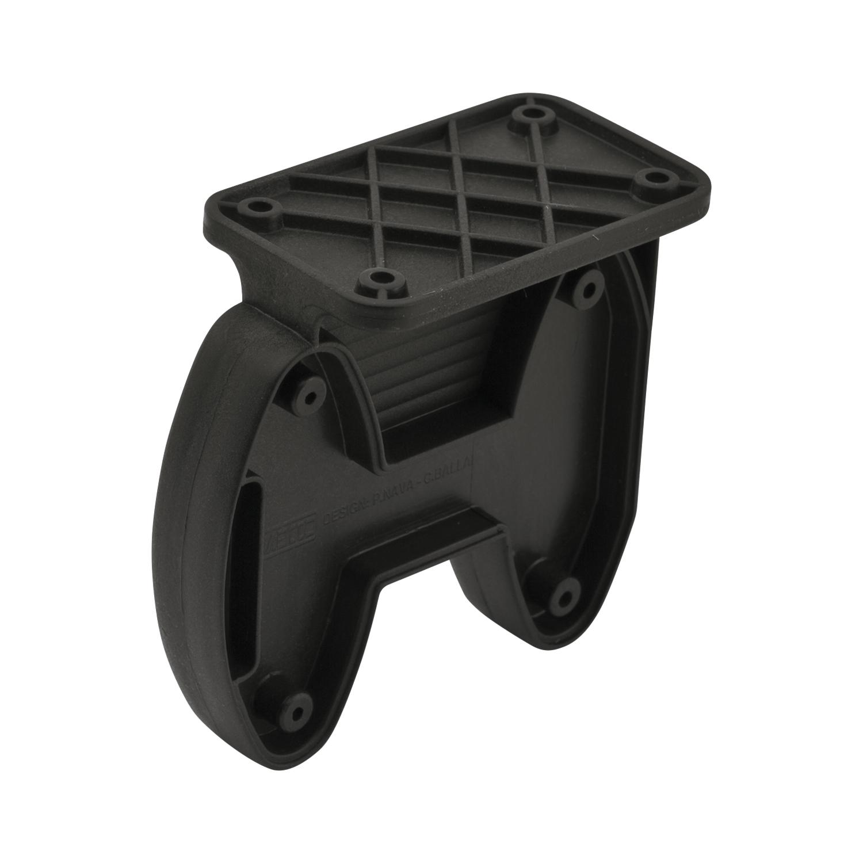 befestigungsteil c 1 52x100x102 mm kunststoff schwarz. Black Bedroom Furniture Sets. Home Design Ideas