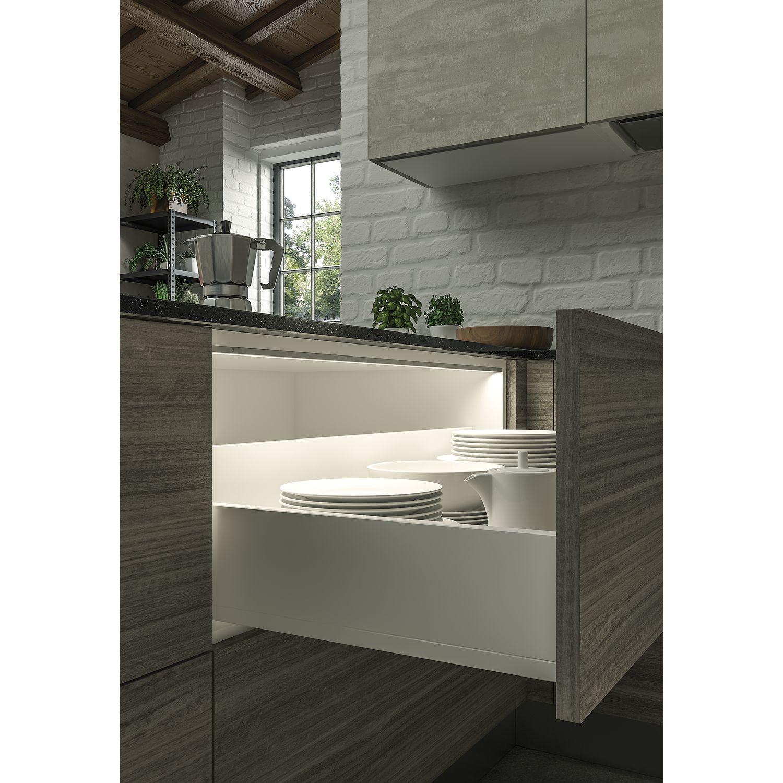 schrankleuchte kiton ir dualcolor 6 5 watt f r korpus 600 mm. Black Bedroom Furniture Sets. Home Design Ideas