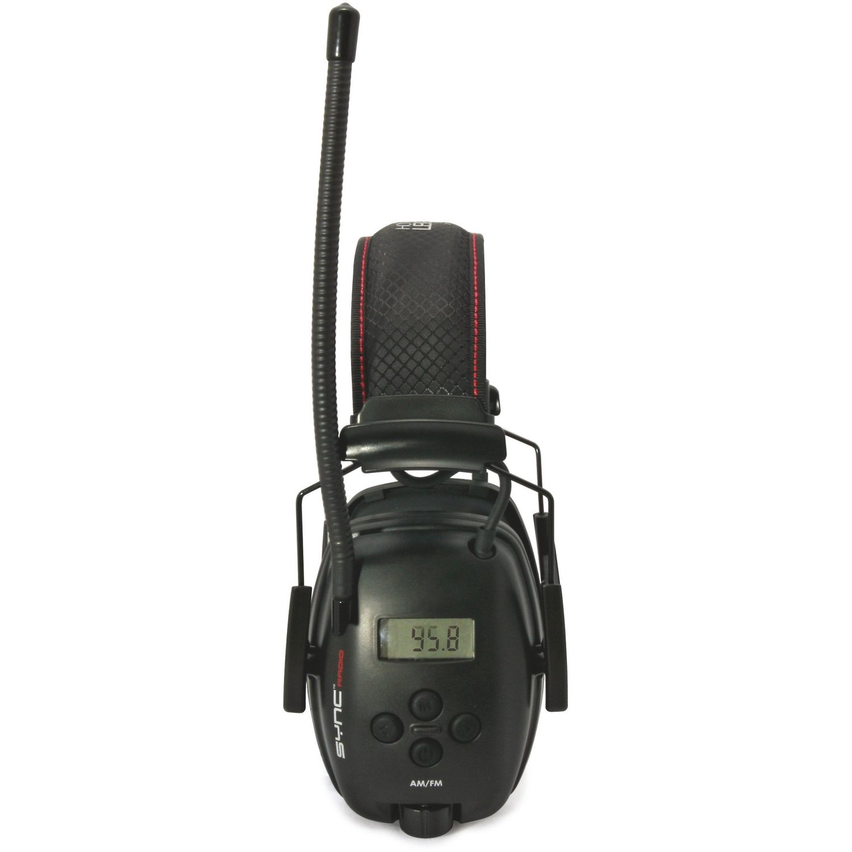 howard leight kapsel geh rschutz mit digitalem radio snr 29 db. Black Bedroom Furniture Sets. Home Design Ideas