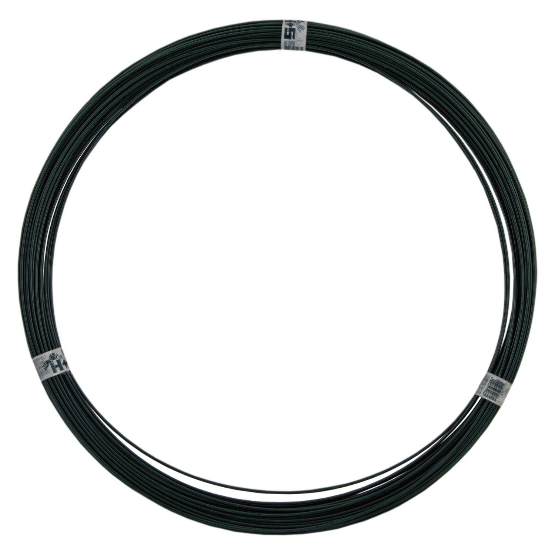 H+S PVC-Spanndraht Ring Drahtstärke 3,4 mm