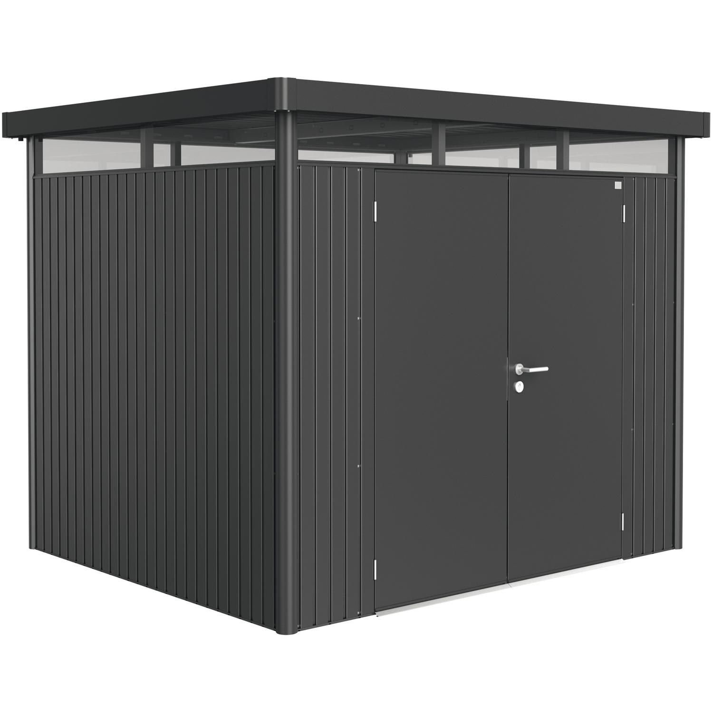 biohort ger tehaus highline gr h3 2750 2350 2220 mm. Black Bedroom Furniture Sets. Home Design Ideas