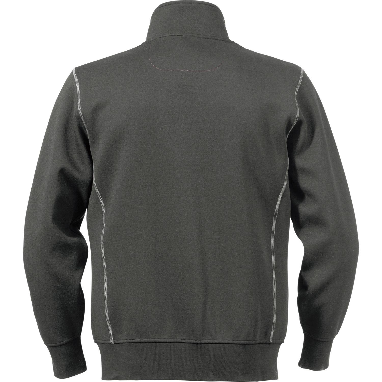 ACODE pánská mikina se zipem Code 1747 tmavě šedá vel. 60 62 (XXL) 3128911c85