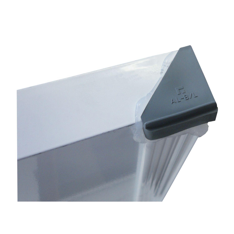 Dichtteile zu Alu Fensterbänke und Seitenabschlüsse
