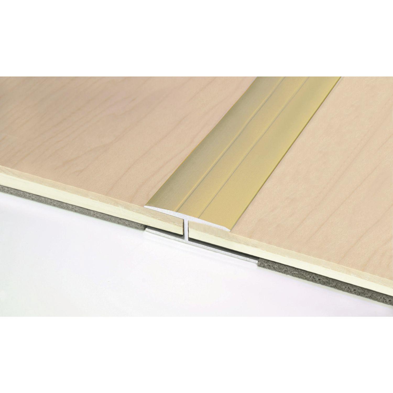 gleitabschlussprofil h alu sand eloxiert 8 2700 mm. Black Bedroom Furniture Sets. Home Design Ideas